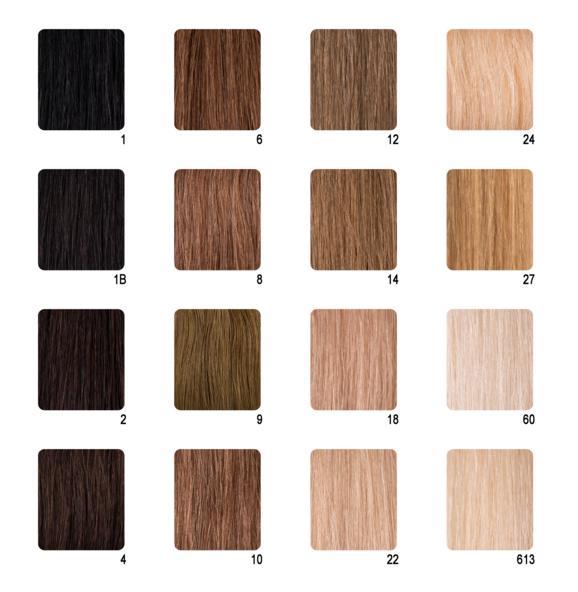kleuren hairweave